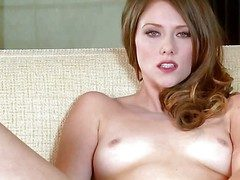 Shae Snow is twosome breathtakingly beautiful babe with unaffected knockers